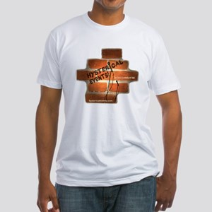 Hysterical Events Fitted T-Shirt