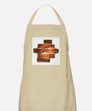 Hysterical Events Apron
