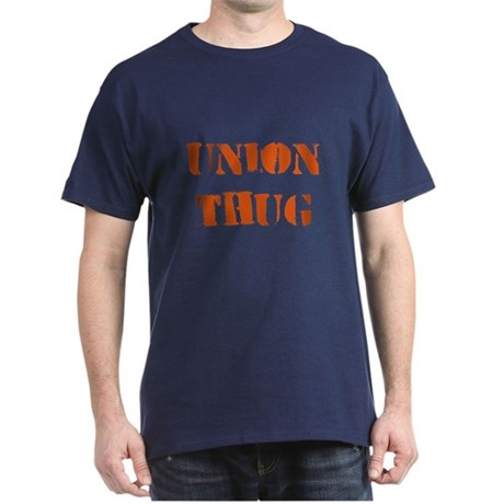 Original Union Thug Orange Dark T-Shirt