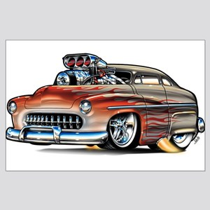 1949 Mercury Large Poster