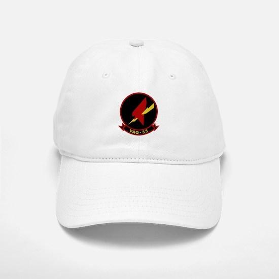 VAQ-33 Baseball Baseball Cap