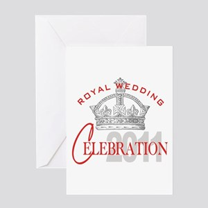Royal Wedding Celebration Greeting Card