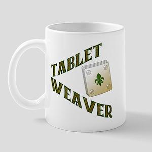 Tablet Weaver Mug