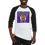 Lion of Judah 7 Baseball Jersey