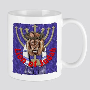 Lion of Judah 7 Mug