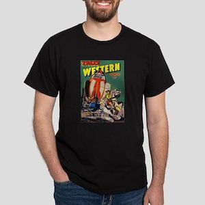 $24.99 Space Western Dark T-Shirt