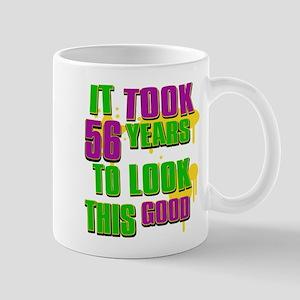 It took 56 years to look this Mug