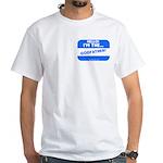 I'm the godfather White T-Shirt