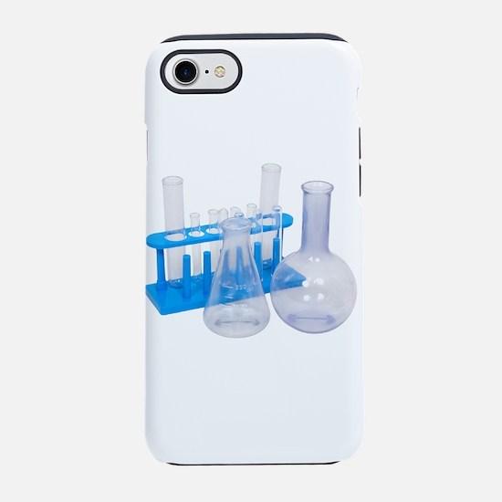 ResearchBeakersA071209.png iPhone 7 Tough Case