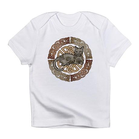 Celtic Cat Infant T-Shirt