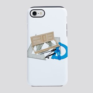 RemodelingPlans071809 iPhone 7 Tough Case