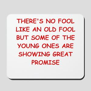 fools Mousepad