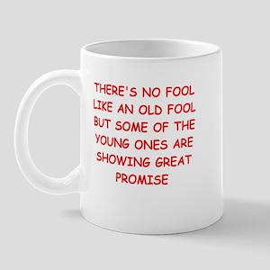 fools Mug