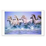 Animal Sticker (Rectangle 10 pk)