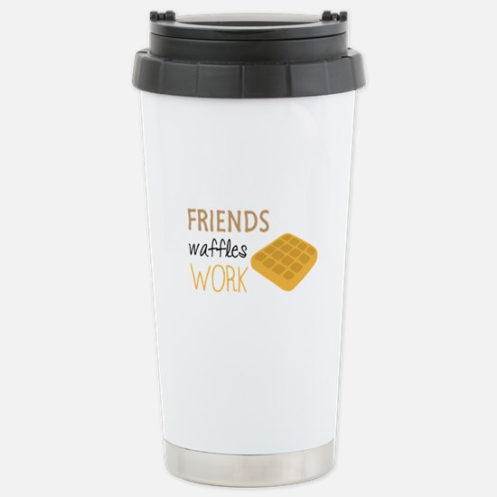 Cute Parks and recreation Travel Mug