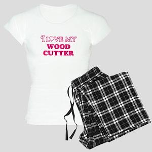 I love my Wood Cutter Pajamas