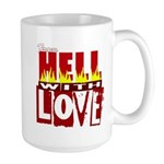From hell Large Mug