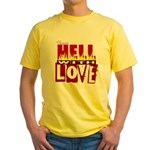 From hell Yellow T-Shirt