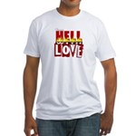 From hell Fitted T-Shirt