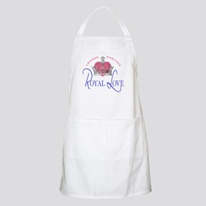 London England Royal Love Apron