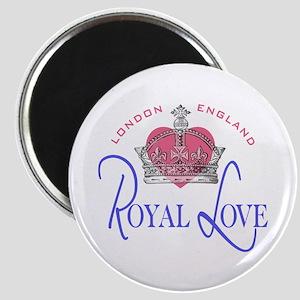 London England Royal Love Magnet