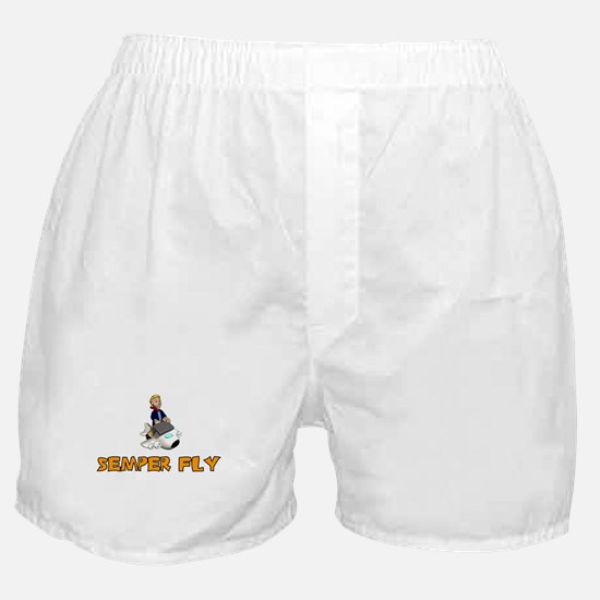 Funny Frequent flyer Boxer Shorts