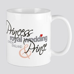 Royal Wedding London England Mug
