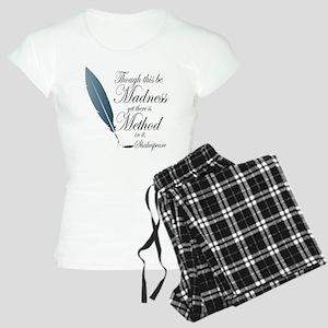 Method In Madness Shakespeare Women's Light Pajama