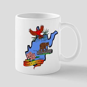West Virginia Mug