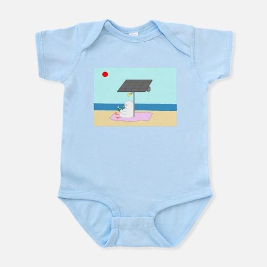 Solar Lamp Infant Bodysuit