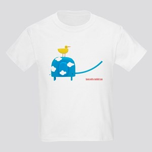 Blue Sky Elephant Kids Light T-Shirt