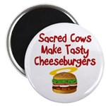 Sacred Cows Magnet