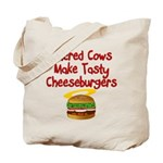 Sacred Cows Tote Bag
