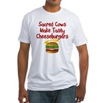 Sacred Cows Fitted T-Shirt