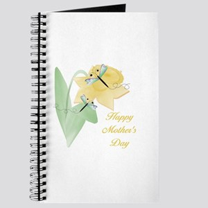Happy Mother's Day (daffodil) Journal