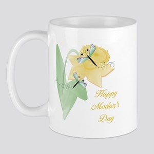 Happy Mother's Day (daffodil) Mug