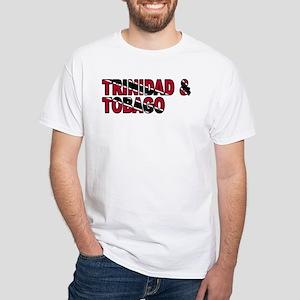 Trinidad & Tobago World Cup Soccer 2006 White T-Sh