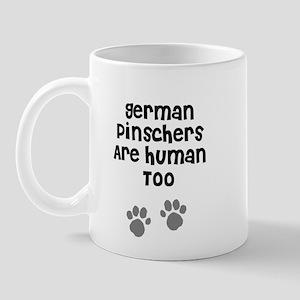German Pinschers Are Human To Mug