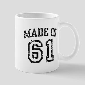 Made in 61 Mug