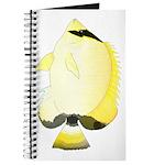 Reef Butterflyfish Journal