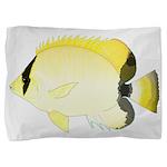 Reef Butterflyfish Pillow Sham