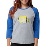 Reef Butterflyfish Long Sleeve T-Shirt