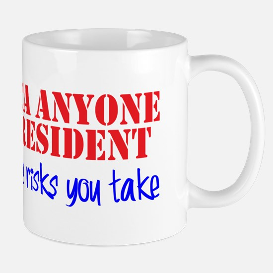American President Mug