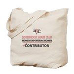 Empowerment Contributor Tote Bag
