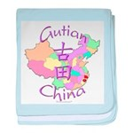 Gutian China baby blanket