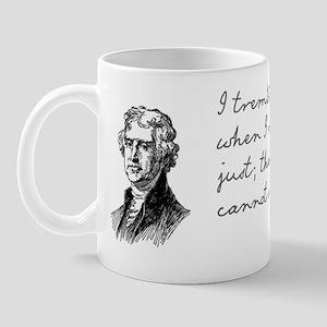 Mug - God is Just