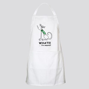 What? BBQ Apron