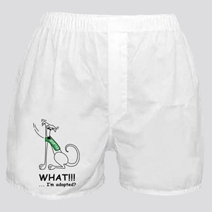 What? Boxer Shorts