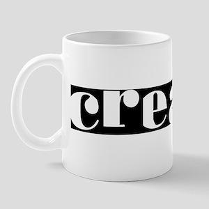 create (block style) Mug