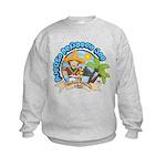 Mexico Parrot Kids Sweatshirt